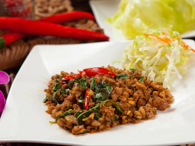 台中道地泰式美食.泰北料理